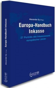 Europa Handbuch Inkasso ideal for inheritance law in Europe