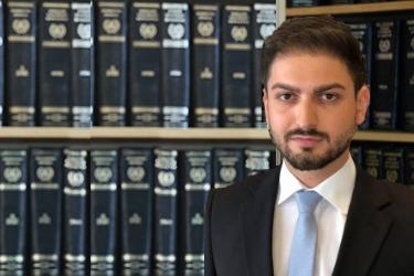 Greek Lawyer - Fotis Filios