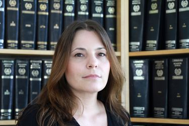 Greek Lawyer - Athina Chatzitheodorou