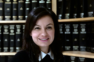 Greek Lawyer - Georgia Papaliagka