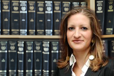 Greek Lawyer - Nadja Papakosta